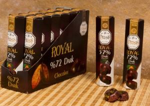 بسته بندی شکلات رویال
