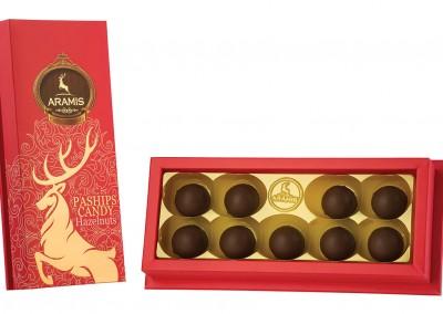 بسته بندی پشیپس شکلاتی کوچک