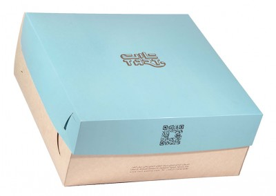 بسته بندی کیک