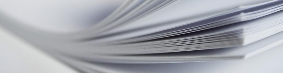 بررسی انواع کاغذ و مقوا ها در صنعت چاپ و بسته بندی
