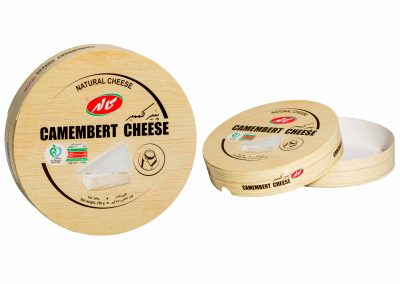 جعبه پنیر گرد کاله